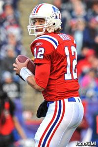 Respond and React - NY Giants upset Patriots at Foxboro