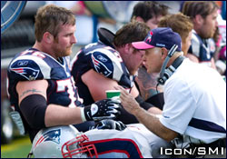Patriots Tackle Matt Light