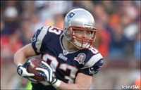 Wes Welker Action Photo 2009 - (Photo Credit: Icon/SMI)