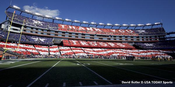 2c8f2637b Best Of Social Media  The New England Patriots Honor Veterans Day ...