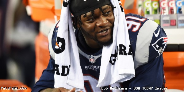 "PHOTO: Jamie Collins Is ""Patiently Waiting"" For Opening Night"