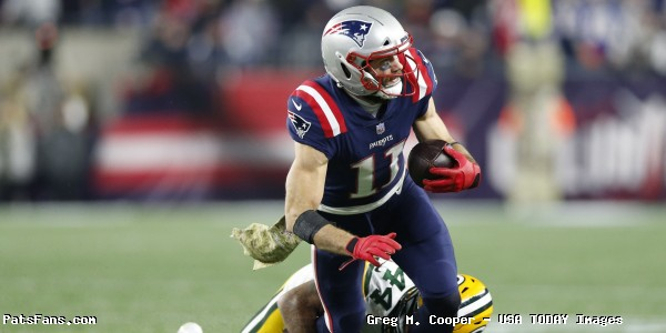 Patriots Week 9 Report Card, New England Downs Green Bay 31