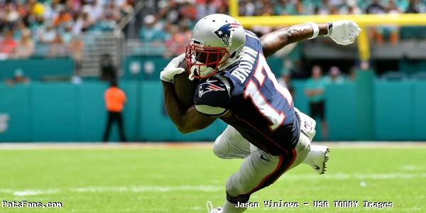 Patriots Won't Bring Back Antonio Brown — SCHEFTER