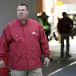 How Bret Bielema's lawsuit in Arkansas could reveal what the Patriots pay their coaches - The Boston Globe