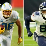 2021 Free Agent Forecast: Tight Ends