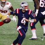 NFL Notes: Pats should stick with Stidham