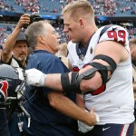 Report: Patriots were interested in J.J. Watt but were