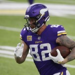 Kyle Rudolph Rumors: Patriots, Browns Interest TE After Vikings Release