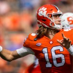 Report: Patriots 'heavily scouting' Trevor Lawrence, top QB prospects