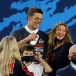 Tom Brady: Gisele asked 'what more do you have to prove?' after Super Bowl win; QB quickly changed subject