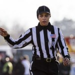 Maia Chaka becomes first Black woman to be named NFL official - The Boston Globe
