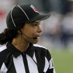 Former Virginia teacher becomes the NFL's first Black female referee