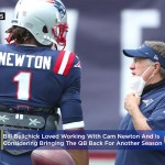 Report: Bill Belichick Can't Stop Raving About Cam Newton, A 'Significant Possibility' To Return At QB For Patriots