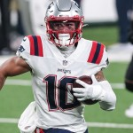 Patriots Free Agents: Could Damiere Byrd Return After Breakout Season?