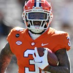 Patriots have met with Clemson receiver Amari Rodgers multiple times