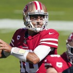 Would enticing Patriots' offer change 49ers' view on Jimmy Garoppolo?