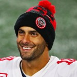 Report: Jimmy Garoppolo Is 'Plan A' For Patriots At Quarterback