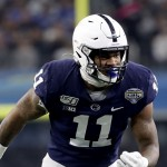 Todd McShay Offers Patriots Prediction In Pre-Free Agency NFL Mock Draft