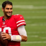 Jimmy Garoppolo Reportedly Is Patriots' 'Plan A' At Quarterback