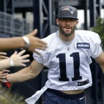 Patriots receiver Julian Edelman announces retirement