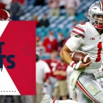 Next Pats: Why Justin Fields is in the same conversation as Trevor Lawrence