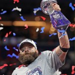Two of six Hall of Fame voters say they'd induct Julian Edelman