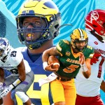 Three-round NFL mock draft: Kiper and McShay play GM and alternate picks