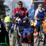 Hopkinton moves closer to naming road in honor of Boston Marathon legends Dick, Rick Hoyt