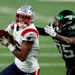 Jakobi Meyers hires agent Drew Rosenhaus as WR's profile continues to grow