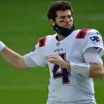 Why Patriots Reportedly Have Been Pleased With Jarrett Stidham In 2021