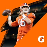 Trevor Lawrence Becomes First QB Since Cam Newton to Sign With Gatorade