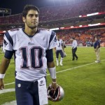 Jimmy Garoppolo: 'I thought I was going to be in New England for my entire career'