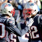 Devin McCourty hilariously reacts to report of Jason McCourty joining Dolphins