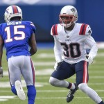 Jason McCourty thanks Patriots for helping him live out childhood dream