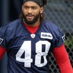 After two years with Jets, linebacker Harvey Langi re-signs with Patriots