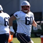 David Andrews always wanted to return to the Patriots: 'This is home'
