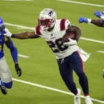 New college graduate James White 'chomping at the bit' after re-signing with Patriots