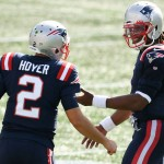 How Brian Hoyer Signing Affects Rest Of Patriots' Quarterback Battles