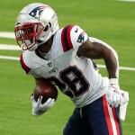 Familiarity played a big role in James White's return to the Patriots