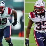 Uche, Dugger look to Pats legends for second-year jump