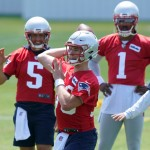 Mac Jones peels back the curtain on the Patriots' QB competition