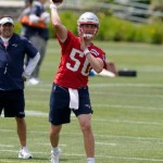 What Patriots offseason workouts told us about Mac Jones's 2021 outlook