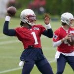 Patriots' Newton knows he has much to prove this season