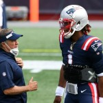 Bill Belichick and Cam Newton both weigh in on the QB's development