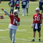 Could there be an actual quarterback competition at Patriots camp in July? - The Boston Globe