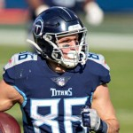 Anthony Firkser ready to learn from some of the league's top tight ends