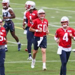 Bill Belichick on QBs: Every one of us has to establish our level of performance