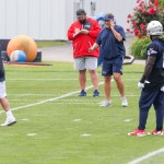 'Most' Patriots Players Have Received COVID Vaccine, Bill Belichick Says