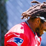 Patriots Training Camp Day 1: Not Cam Newton's Best Day As QB Battle With Mac Jones Takes Center Stage