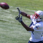 Patriots' 2021 training camp preview: WR Nelson Agholor